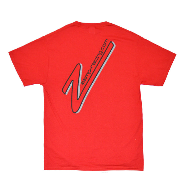 Zamp T-Shirt Fiery Red