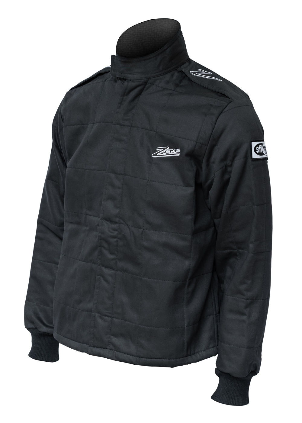 Zamp ZR-30 SFI 3.2A/5 Three Layer Race Jacket Gray or Black