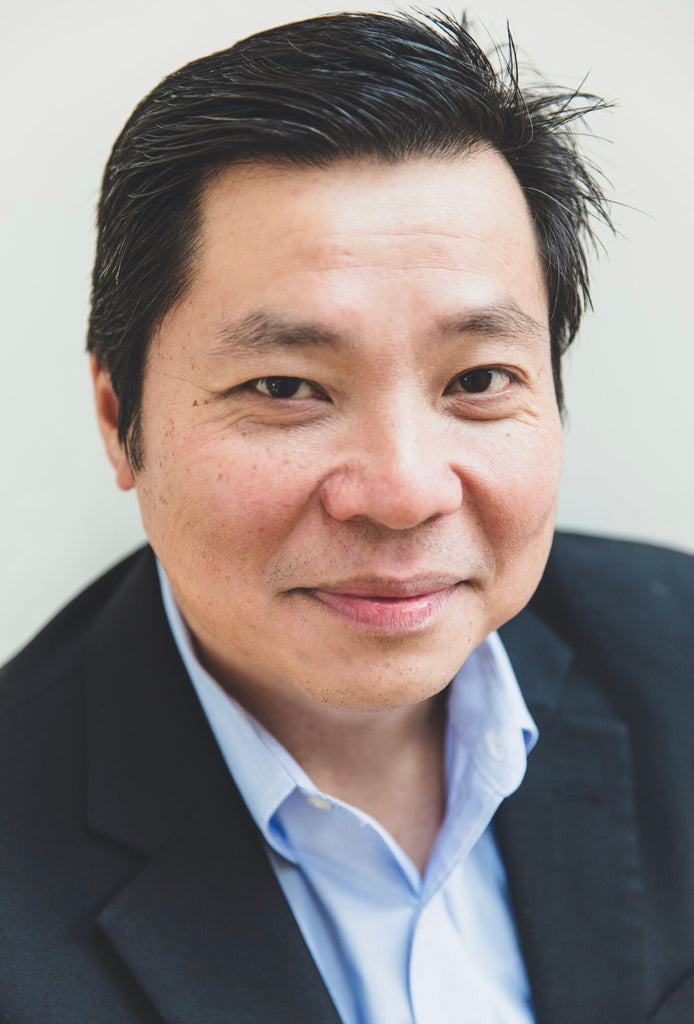 Introducing a brilliant mind: Leon Yeh