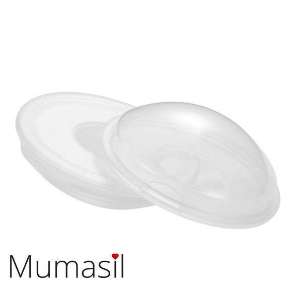 Mumasil Breast Milk Collection Shells