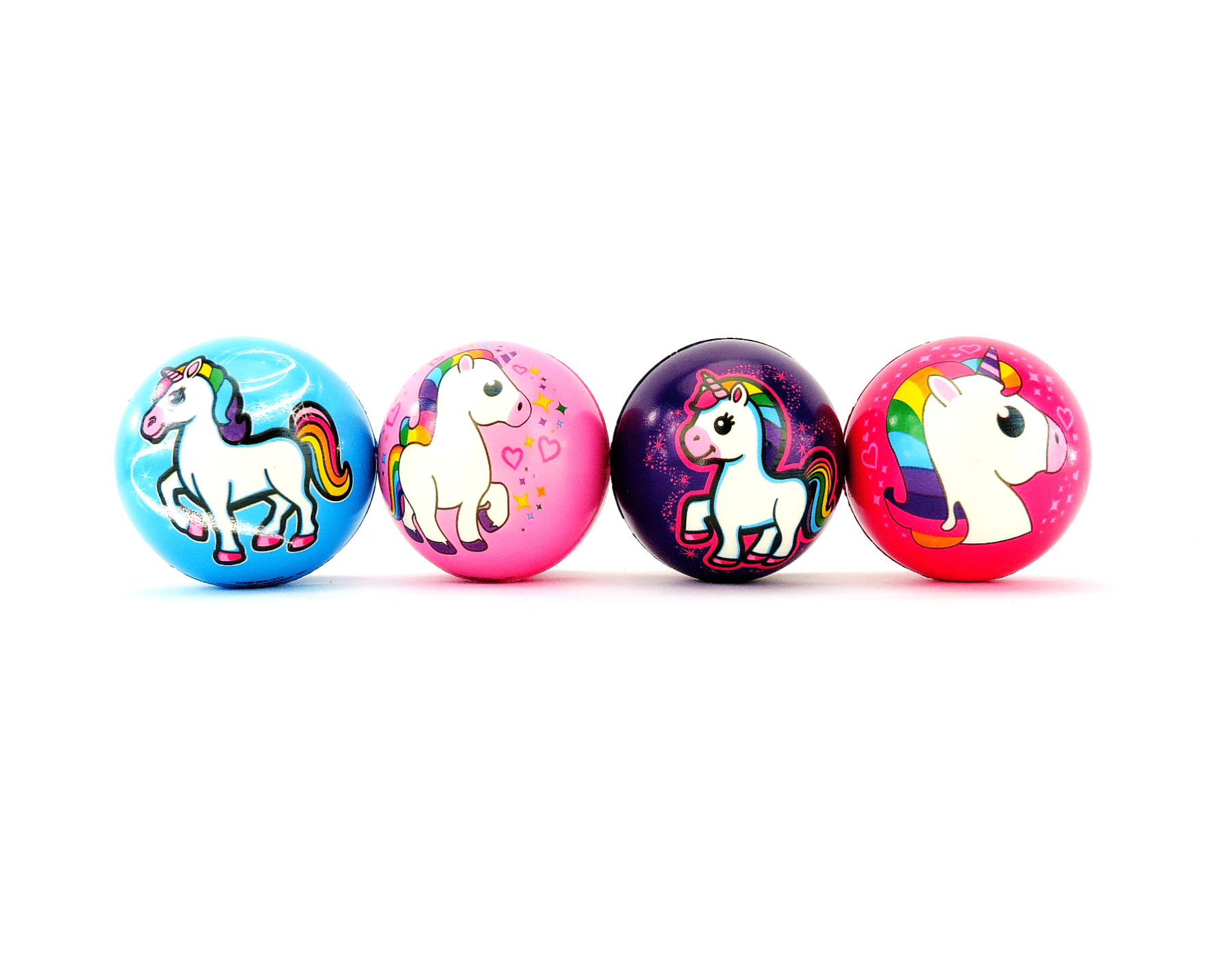 Unicorn Squeeze Ball