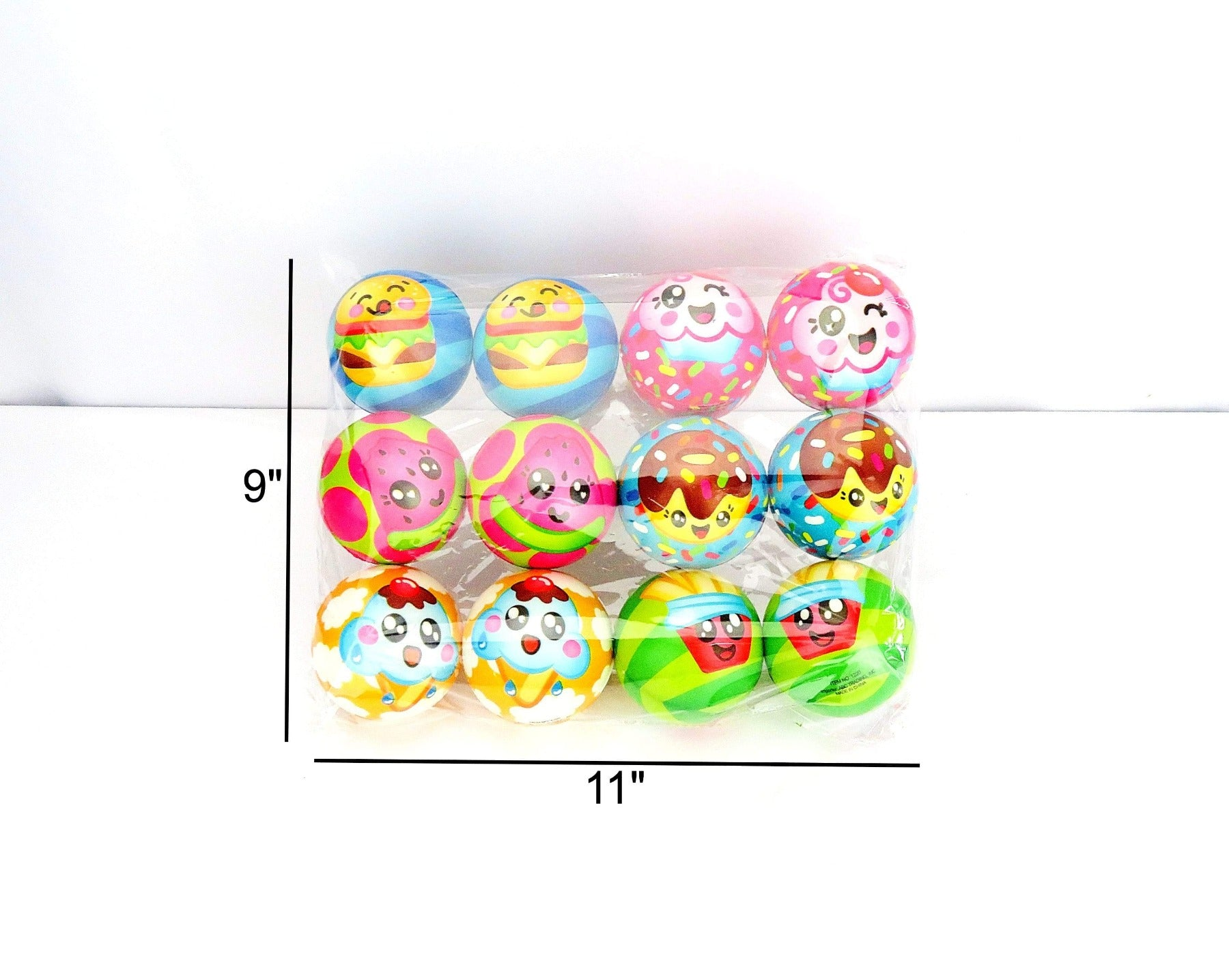 Donut Squeeze Ball