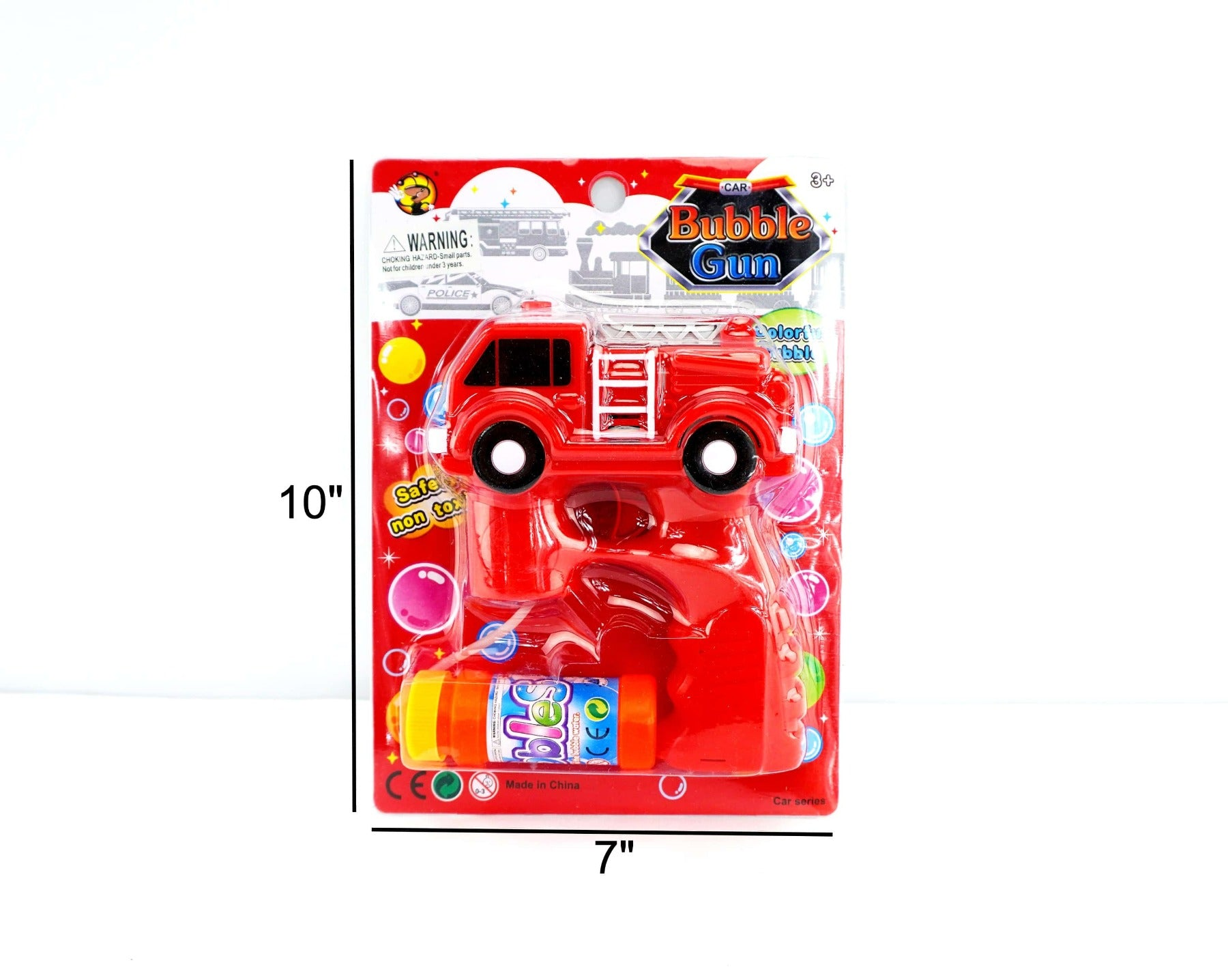 Bubble Gun - Fire Truck