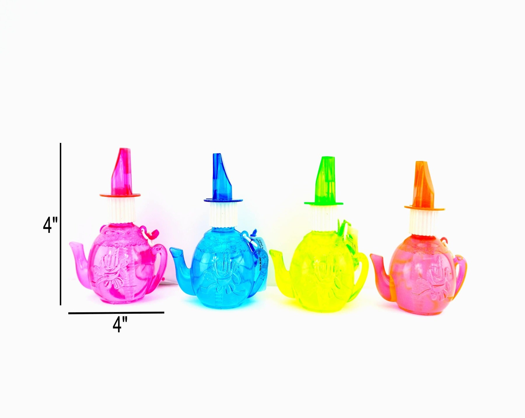 Bubble Whistle - Tea Pot