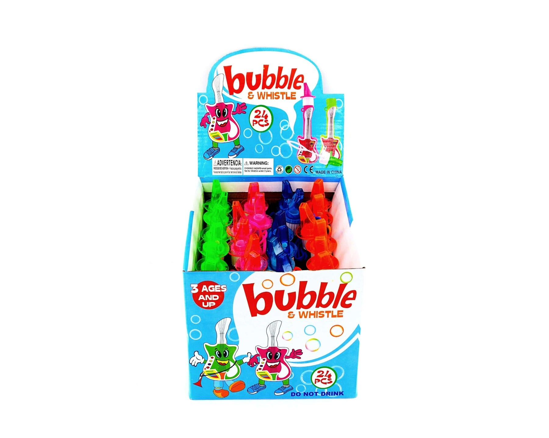 Bubble Whistle - Guitar