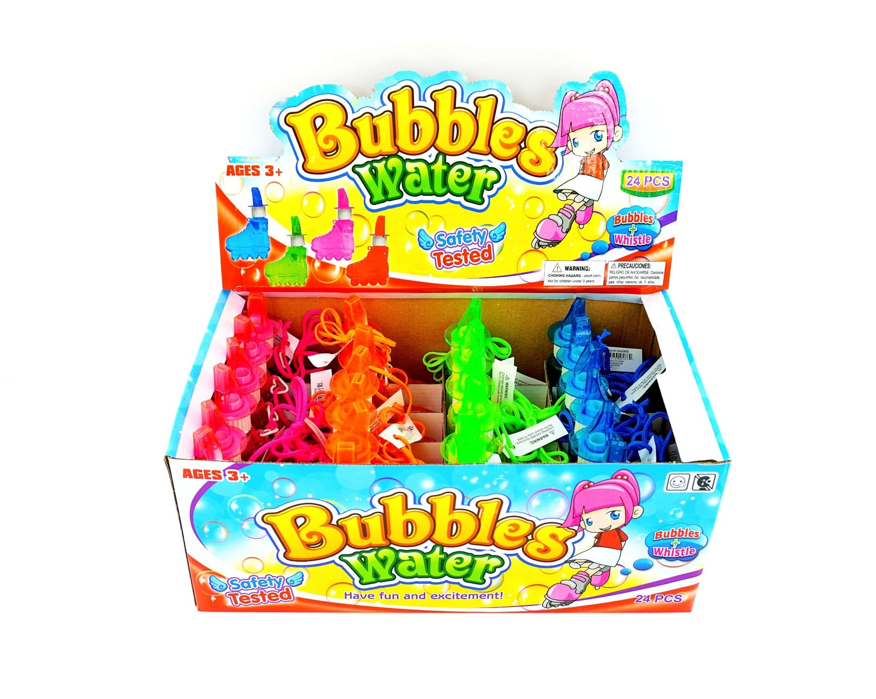 Bubble Whistle - Skate