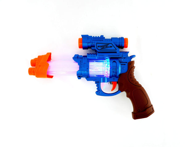 Flashing Musical Pistol
