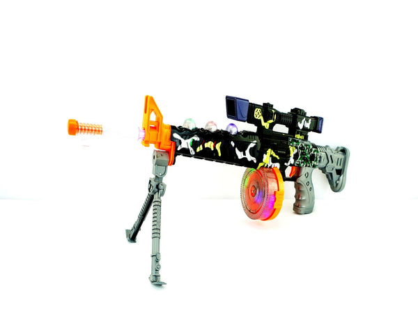Electric Special Soldier Gun