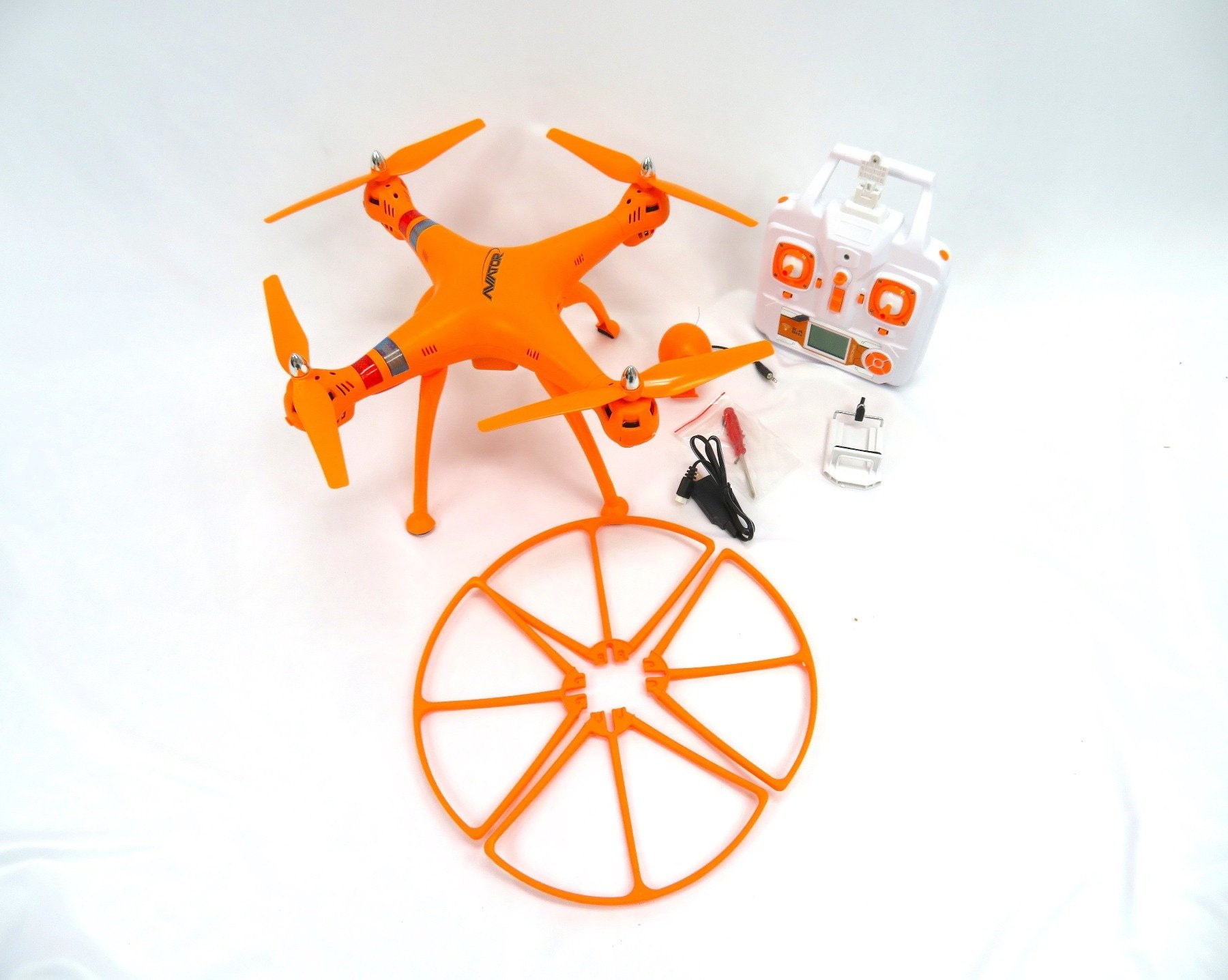 Explorer R/C Quadcopter Drone