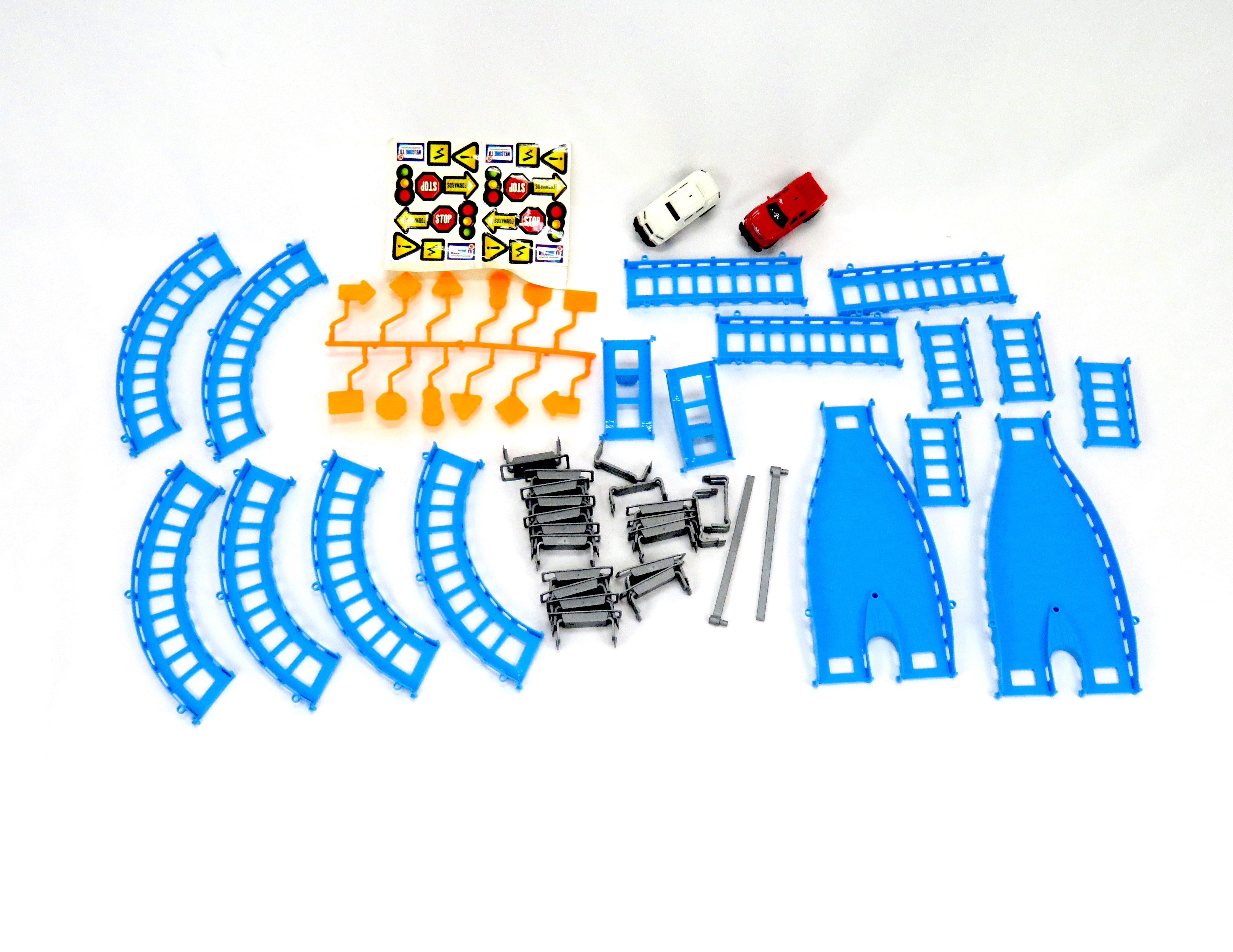 Speed Racing - 24pcs