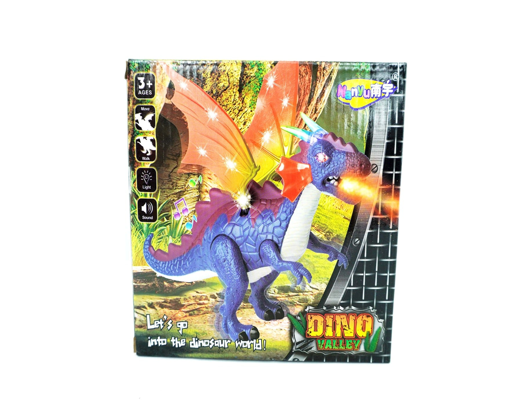 Nanyu Dino Valley