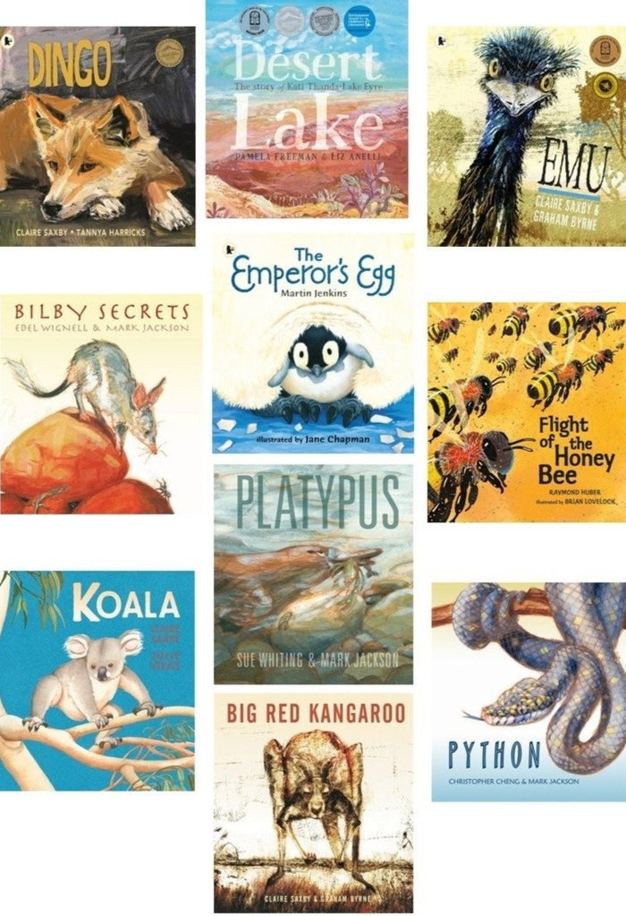 Nature StoryBook Collection Australian Edition