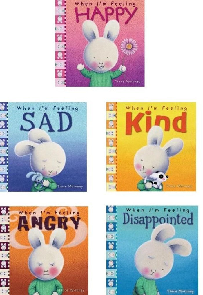 When I'm Feeling Series 5 Book Set (Hardcover)