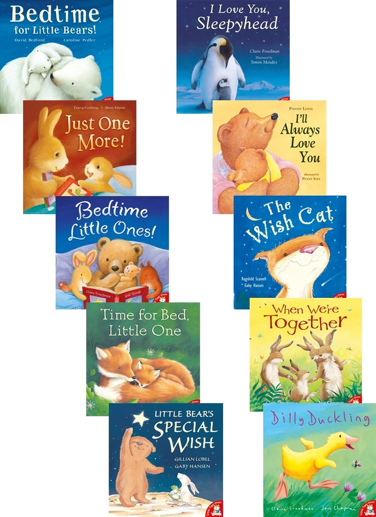 My Big Bag of Bedtime Stories 10 Storybook Pack