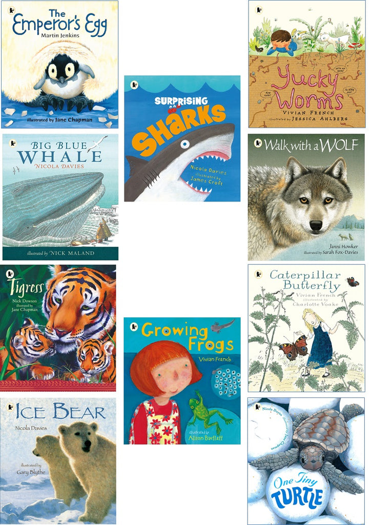 NATURE STORYBOOK COLLECTION - 10 STORYBOOK PACK - AVAILABLE LATE AUGUST
