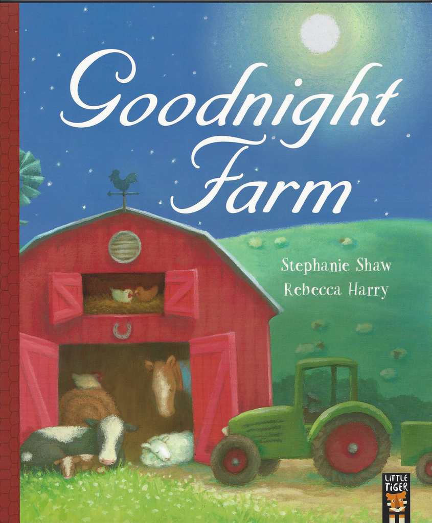 FARMYARD FRIENDS COLLECTION - 10 STORYBOOK PACK - AVAILABLE LATE AUGUST