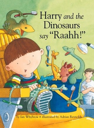 HARRY AND THE DINOSAURS SAY 'RAAHH'!
