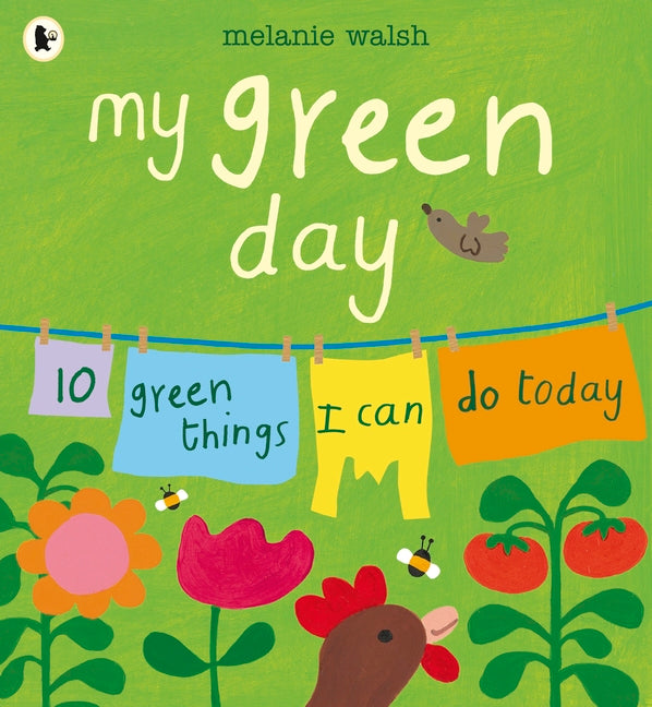 MY GREEN DAY - 10 GREEN THINGS I CAN DO TODAY
