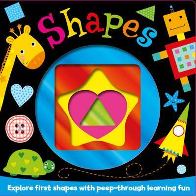 SHAPES - PEEP-THROUGH LEARNING FUN