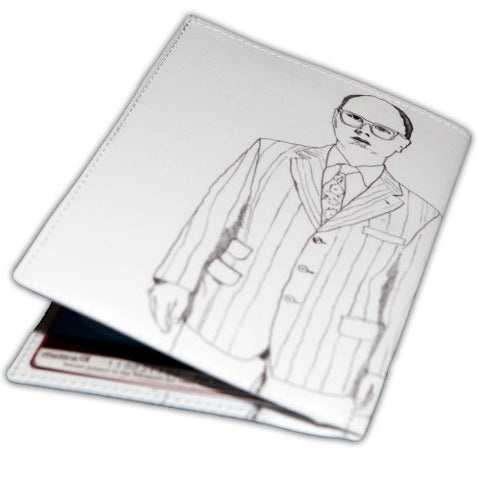 Travel Wallet - Collaboration - Gilbert & George