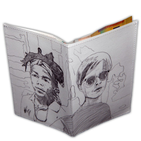 Travel Wallet - Collaboration - Basquiat & Warhol