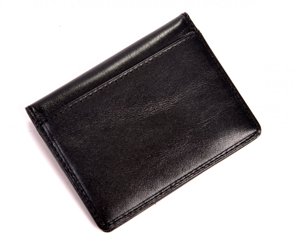 Ultimo Weekend Wallet - Black