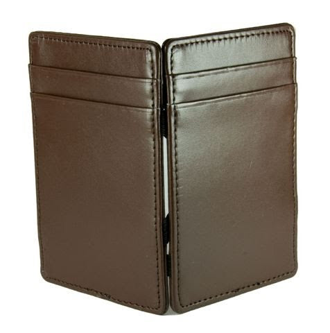 Magic Wallet - Brown