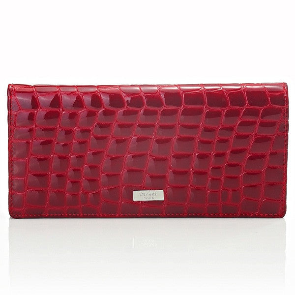 Deckas Paris Wallet - Croc Effect