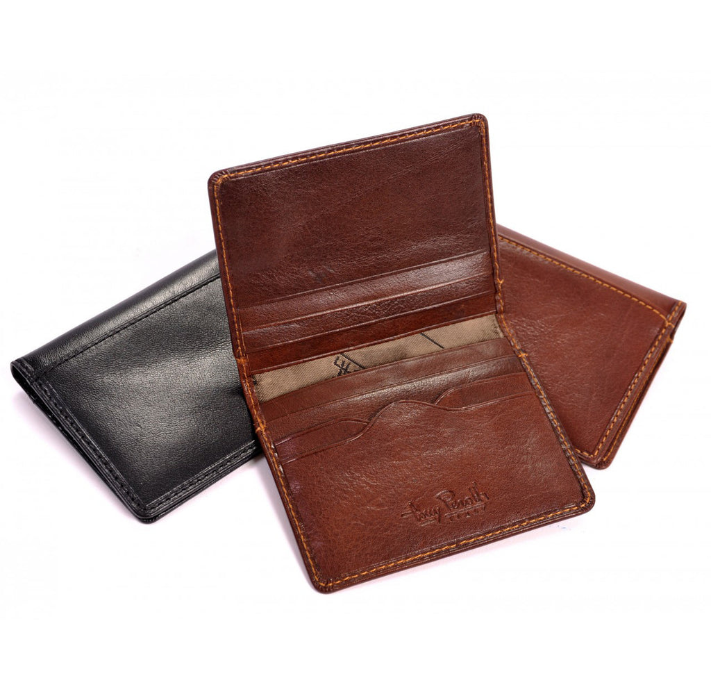 Ultimo Weekend Wallet - Brown