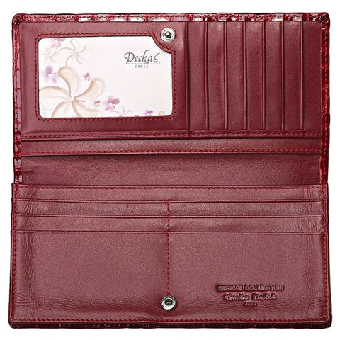 Deckas Paris Ladies Wallet - Pink