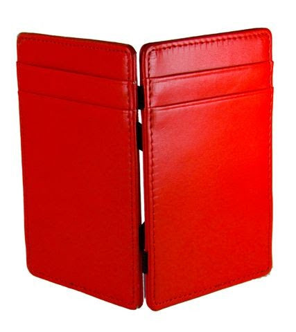 Magic Wallet - Red