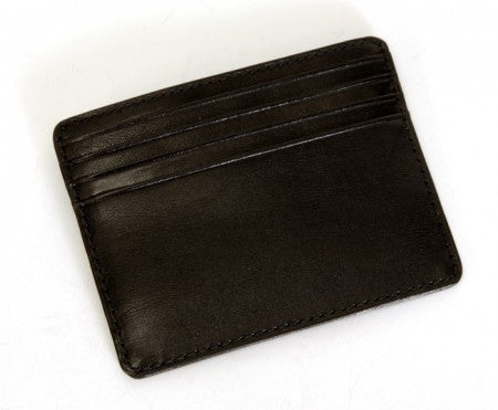 Ultimo Credit Card Wallet - Black