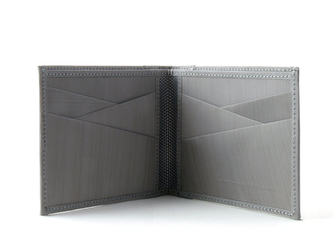 Bi-Fold Wallet - Stewart Stand - Checkered