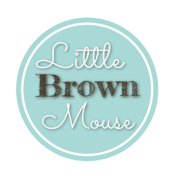 My Little Brown Mouse