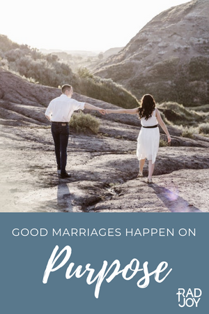 Creating a Vision for our Marriage