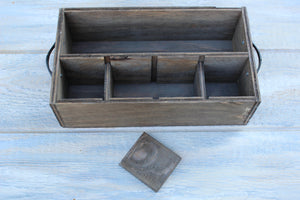 RAD Box  — Weathered Dark Walnut