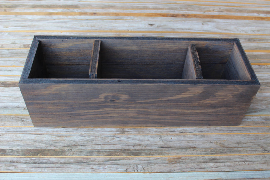 'Lil RAD Box  — Dark Walnut Weathered
