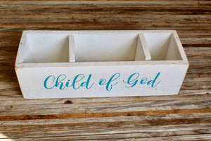 'Lil RAD Box — WHITE CHILD OF GOD