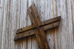 Limited — Dark Walnut Signature 3 ft Cross