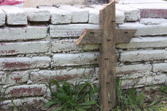 Rugged Surrender™ Crosses