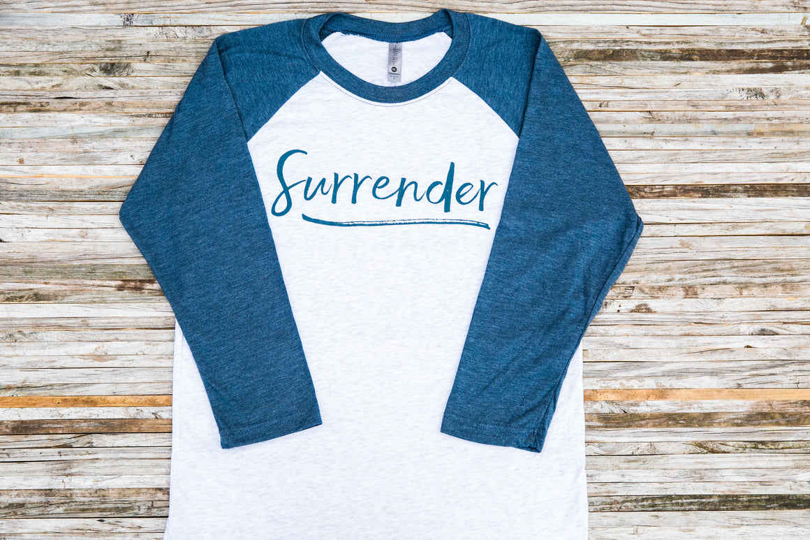 Surrender Raglan