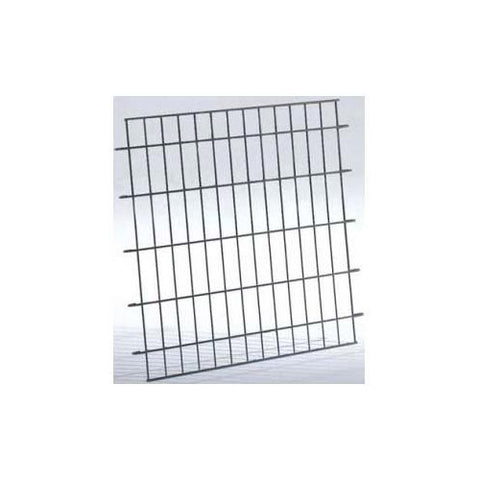 "Midwest Divider Panel for 1154U Big Dog Crate Black 41"" x 36"" - Johnny's Pet Supply"