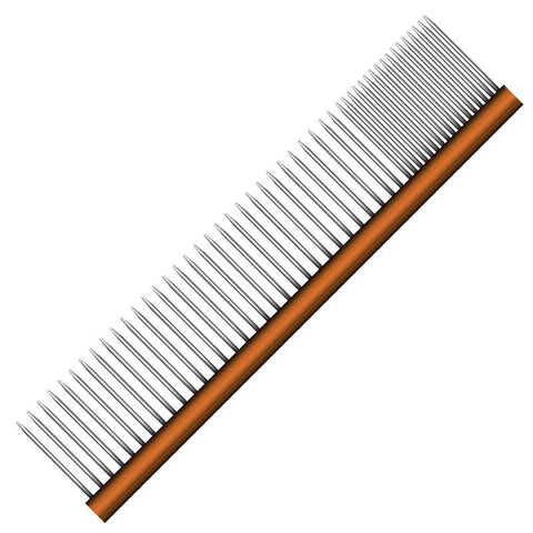 "8"" Professional Pet Comb - Johnny's Pet Supply"