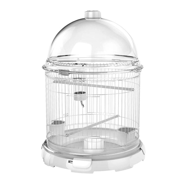 "BioBubble Bird Bundle Habitat White 16"" x 16"" x 21.5"""