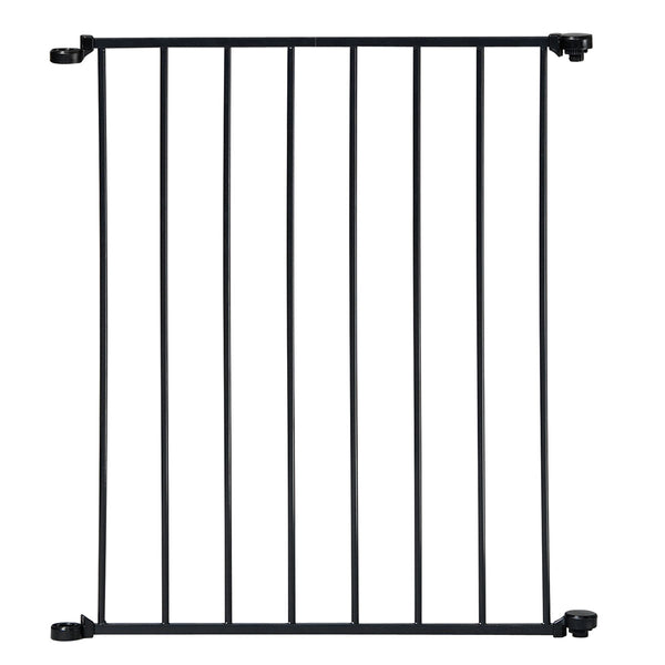 "Kidco Free Standing Extension Kit 24"" Black 24"" x 29.5"""