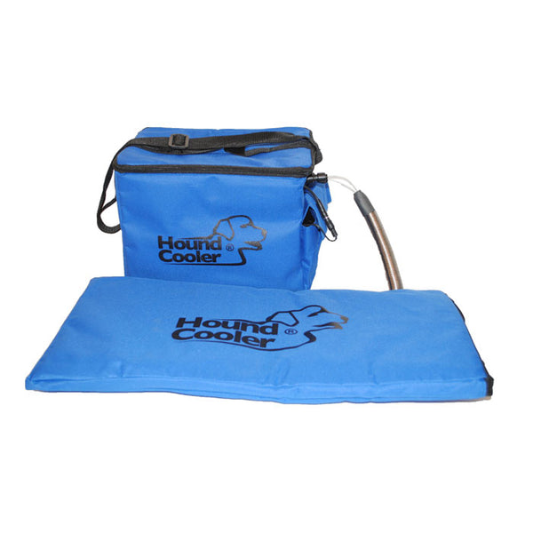 "AKOMA Dog Products Hound Cooler Blue 11"" x 22"""