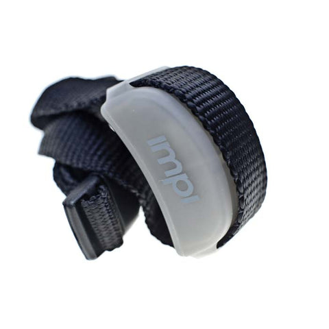 IMPI Dog Bark Control Collar Black - Johnny's Pet Supply