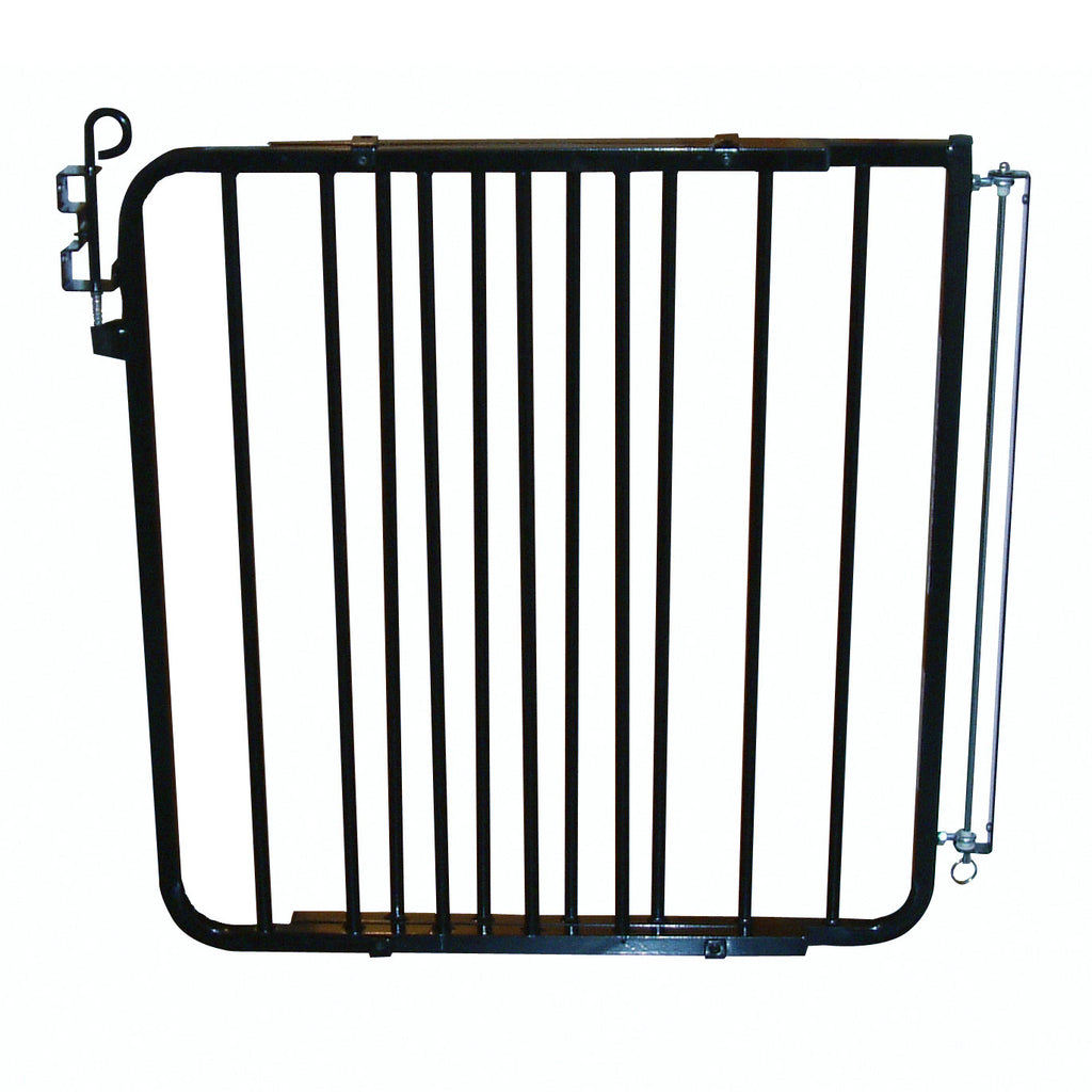 Auto Lock Hardware Mounted Dog Gate - Johnny's Pet Supply