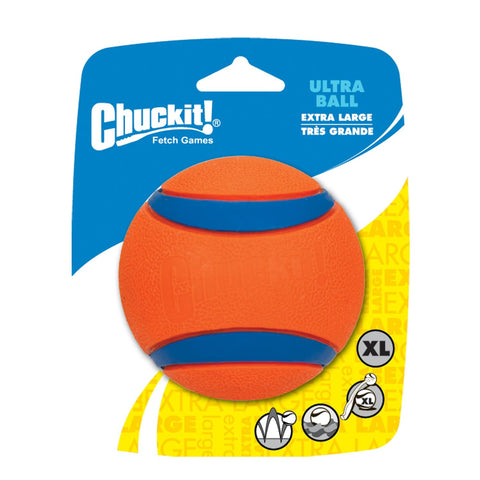 Chuckit Ultra Ball Dog Toy 1 pack - Johnny's Pet Supply