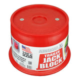 Trailer Jack Block with Magnets (2 Pack)